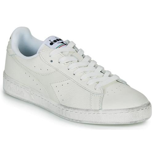 Pantofi Pantofi sport Casual Diadora GAME L LOW WAXED Alb