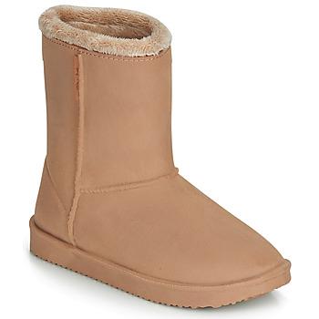 Pantofi Femei Cizme de zapadă Be Only COSY Bej