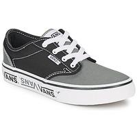 Pantofi Copii Pantofi sport Casual Vans YT ATWOOD NR Negru