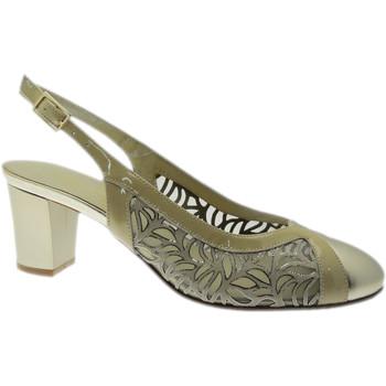 Pantofi Femei Sandale  Soffice Sogno SOSO9341sa blu
