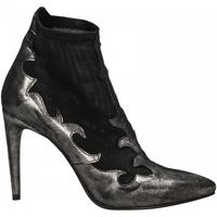 Pantofi Femei Ghete Now MARYLIN acciaio