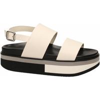 Pantofi Femei Sandale  Frau NATURAL-S bugr-burro-grigio