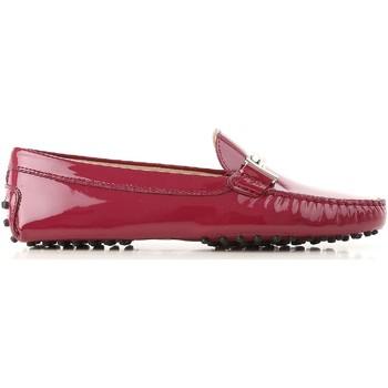Pantofi Femei Mocasini Tod's XXW00G0Q4990W0R812 Rosa scuro