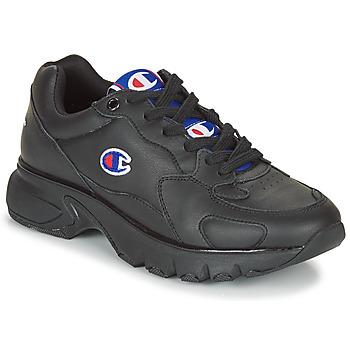 Pantofi Femei Pantofi sport Casual Champion CWA-1 LEATHER Negru