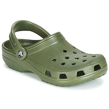 Pantofi Saboti Crocs CLASSIC Kaki