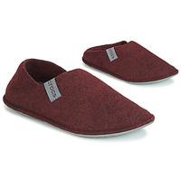 Pantofi Papuci de casă Crocs CLASSIC CONVERTIBLE SLIPPER Roșu-bordeaux / Gri