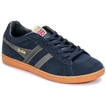 Pantofi Bărbați Pantofi sport Casual Gola EQUIPE SUEDE Albastru