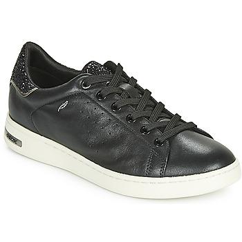 Pantofi Femei Pantofi sport Casual Geox D JAYSEN Negru