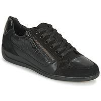Pantofi Femei Pantofi sport Casual Geox D MYRIA A Negru