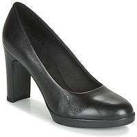 Pantofi Femei Pantofi cu toc Geox D ANNYA HIGH Negru