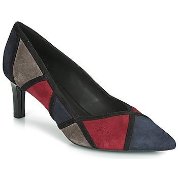 Pantofi Femei Pantofi cu toc Geox D BIBBIANA Bleumarin / Bordowy