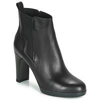 Pantofi Femei Botine Geox D ANNYA HIGH Negru
