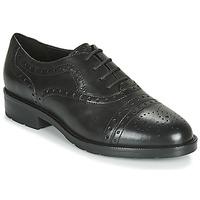 Pantofi Femei Pantofi Derby Geox D BETTANIE Negru