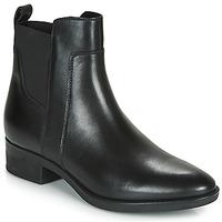 Pantofi Femei Ghete Geox D FELICITY Negru