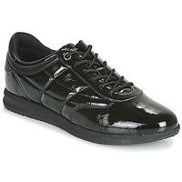 Pantofi Femei Pantofi sport Casual Geox D AVERY Negru