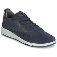 Pantofi Bărbați Pantofi sport Casual Geox U AERANTIS Bleumarin