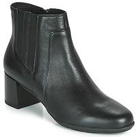 Pantofi Femei Botine Geox D NEW ANNYA MID Negru