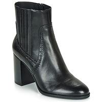 Pantofi Femei Botine Geox D JACY HIGH Negru