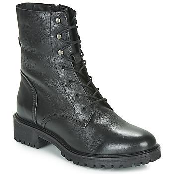 Pantofi Femei Ghete Geox D HOARA Negru
