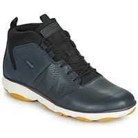 Pantofi Bărbați Ghete Geox U NEBULA 4 X 4 B ABX Bleumarin