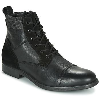 Pantofi Bărbați Ghete Geox U JAYLON Negru