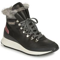 Pantofi Femei Pantofi sport stil gheata Philippe Model MONTECARLO Negru