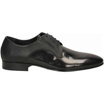 Pantofi Bărbați Pantofi Derby Eveet REX TWIST NERO nero