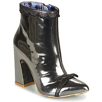 Pantofi Femei Botine Irregular Choice ANASTASIA Negru