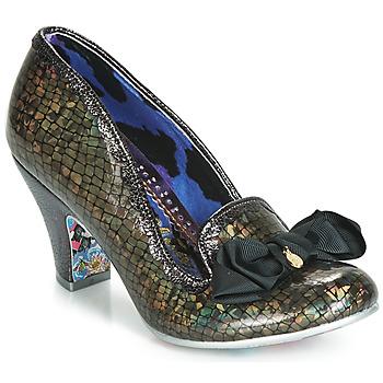 Pantofi Femei Pantofi cu toc Irregular Choice KANJANKA Negru