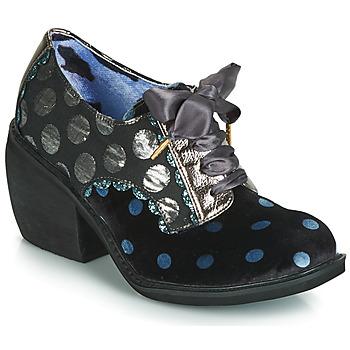 Pantofi Femei Botine Irregular Choice TIPPLE Negru