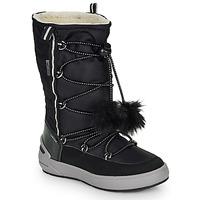 Pantofi Fete Cizme casual Geox J SLEIGH GIRL B ABX Negru