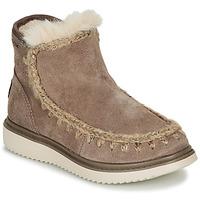 Pantofi Fete Cizme de zapadă Geox J THYMAR GIRL Gri