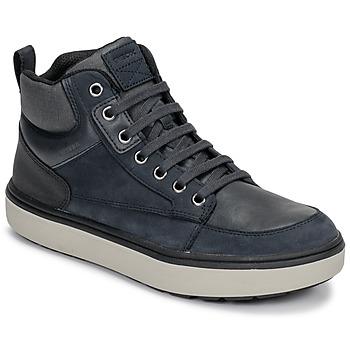 Pantofi Băieți Pantofi sport stil gheata Geox J MATTIAS B BOY ABX Albastru / Negru