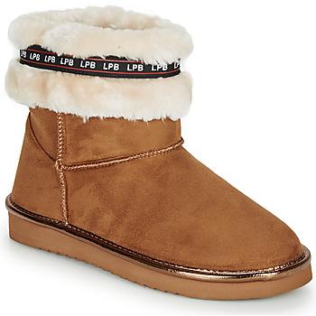 Pantofi Femei Ghete Les Petites Bombes KITY Camel