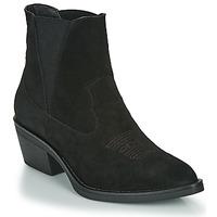 Pantofi Femei Botine Les Petites Bombes IRINA Negru