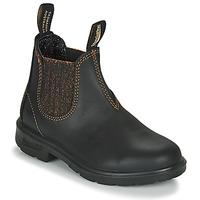 Pantofi Fete Ghete Blundstone KIDS-BLUNNIES-1992 Negru / Glitter