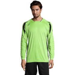 Îmbracaminte Bărbați Tricouri cu mânecă lungă  Sols AZTECA SPORTS Verde