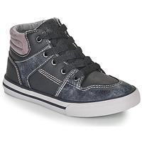 Pantofi Băieți Pantofi sport stil gheata Chicco CAMILLO Albastru / Gri