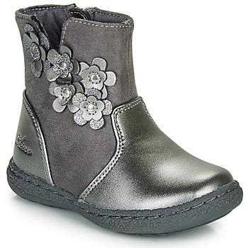 Pantofi Fete Cizme casual Chicco CINEY Gri