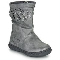 Pantofi Fete Cizme casual Chicco CLEDIA Gri