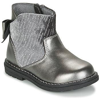 Pantofi Fete Cizme casual Chicco CORRY Gri