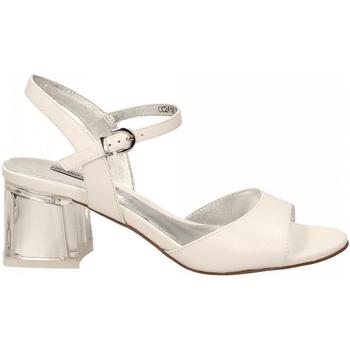 Pantofi Femei Sandale  Luciano Barachini NAPPA bianco