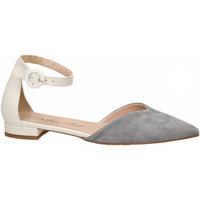 Pantofi Femei Balerin și Balerini cu curea Andrea Zali ERIK CAM. sugar-bianco