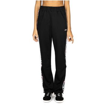 Îmbracaminte Femei Pantaloni de trening Fila WOMEN THORA track pants 002-black