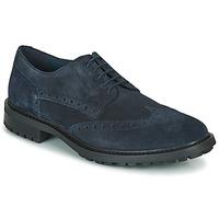 Pantofi Bărbați Pantofi Derby Geox U BRENSON D Navy
