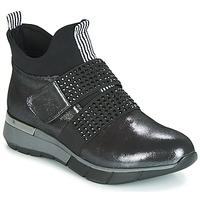 Pantofi Femei Pantofi sport stil gheata Metamorf'Ose FAGNO Negru