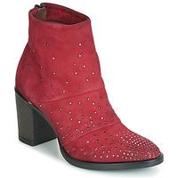 Pantofi Femei Botine Metamorf'Ose FALCAO Roșu