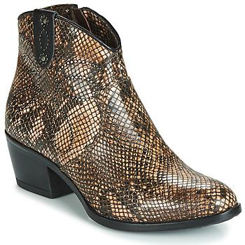 Pantofi Femei Ghete Metamorf'Ose FALERS Piton