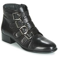Pantofi Femei Ghete Metamorf'Ose FAMO Negru