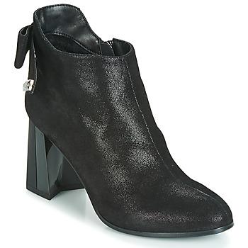 Pantofi Femei Botine Metamorf'Ose FANCHON Negru
